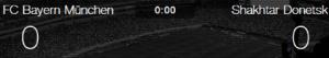 UEFA Game Starting
