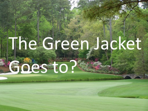 Could Be Top US Player at Augusta