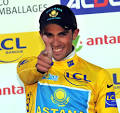 Contador Set For Third Tour Win