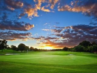 Golf's First Major
