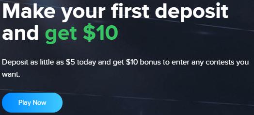 Making a Nice Size Deposit